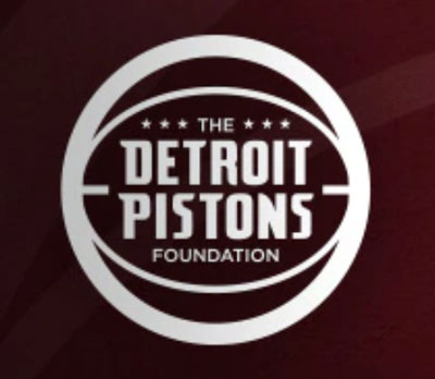 The Detroit Pistons Foundation logo