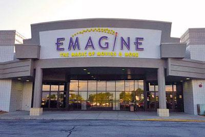 Emagine theater