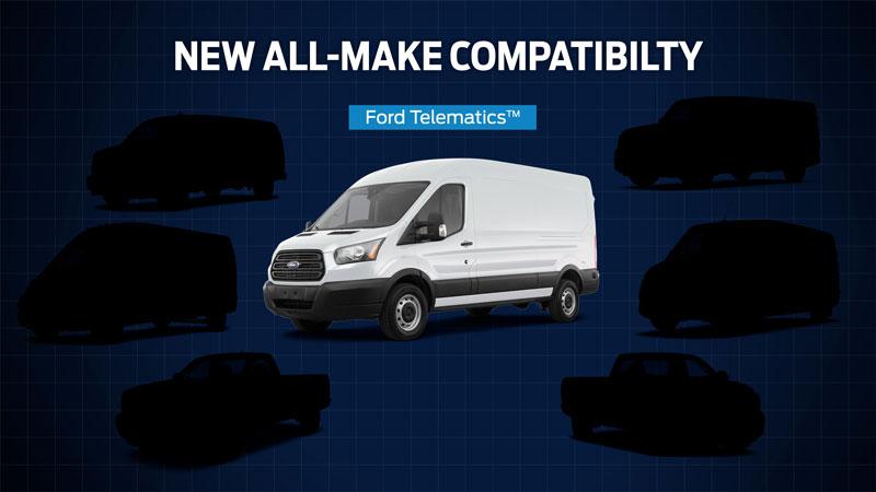 Ford Telematics graphic