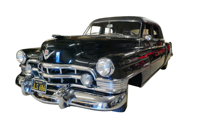 1950 Cadillac Fleetwood 74 Limousine from The Godfather