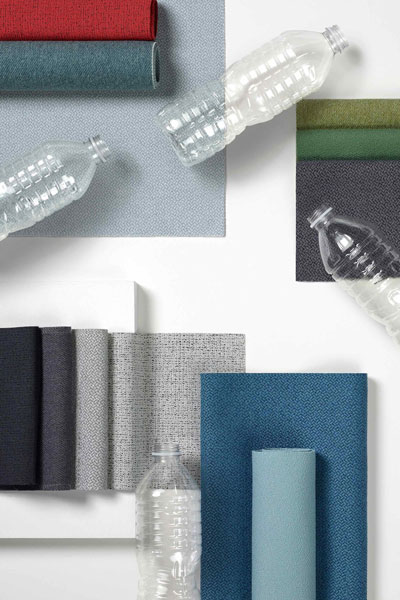 Herman Miller sustainable textiles