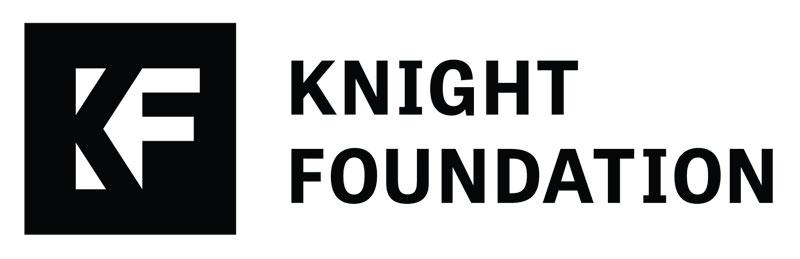 John S. and James L. Knight Foundation logo