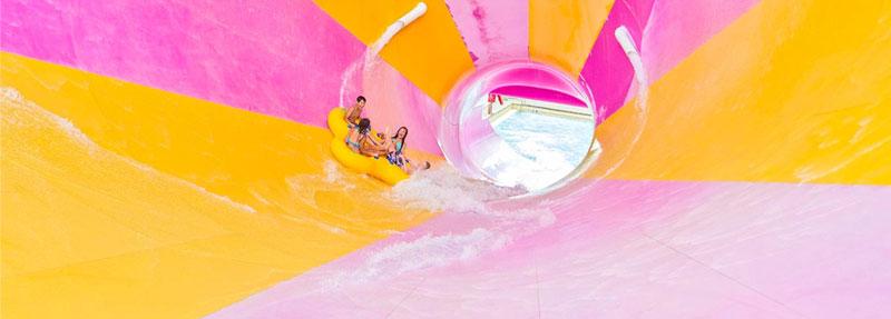 Michigan Adventure's Funnel of Fear ride