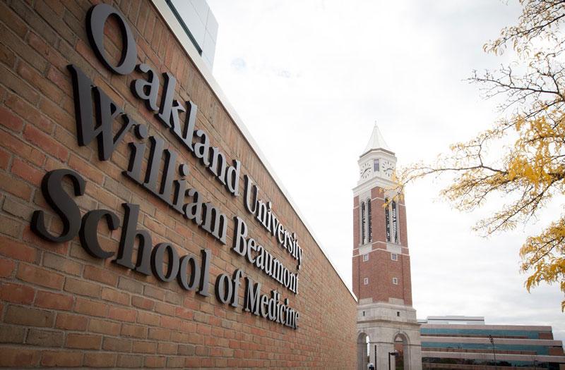the Oakland University William Beaumont School of Medicine