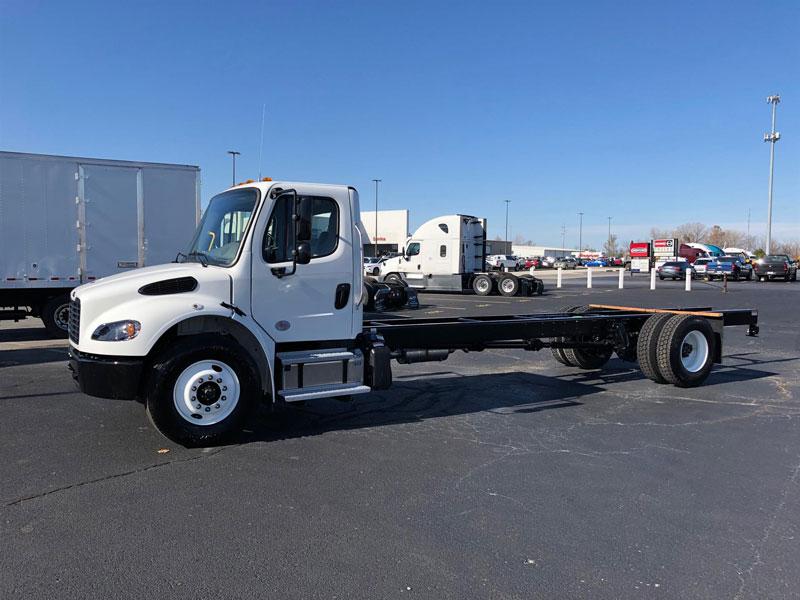 Kansas City Freightliner truck