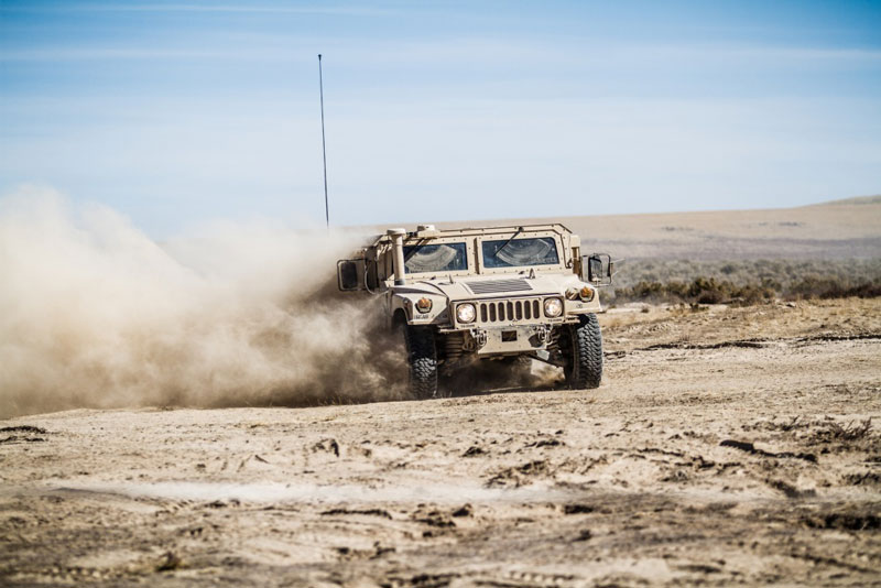 High Mobility Multipurpose Wheeled Vehicles