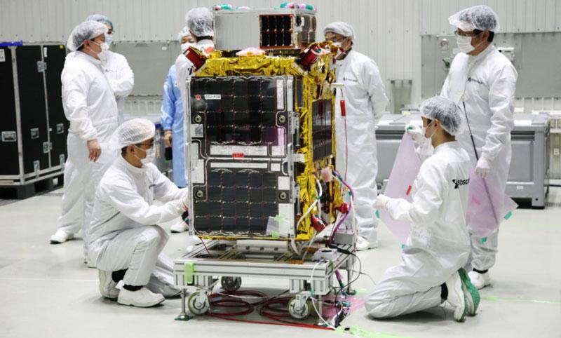 Astroscale's ELSA-d satellite