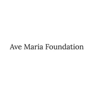 Ave Maria Foundation logo