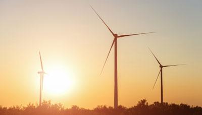 DTE wind turbines