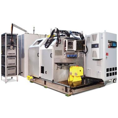 D&V Electronics' electric motor testing equipment