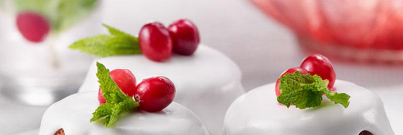 Dawn Foods fruit toppings