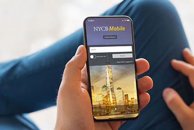 New York Community Bancorp Inc. online banking app
