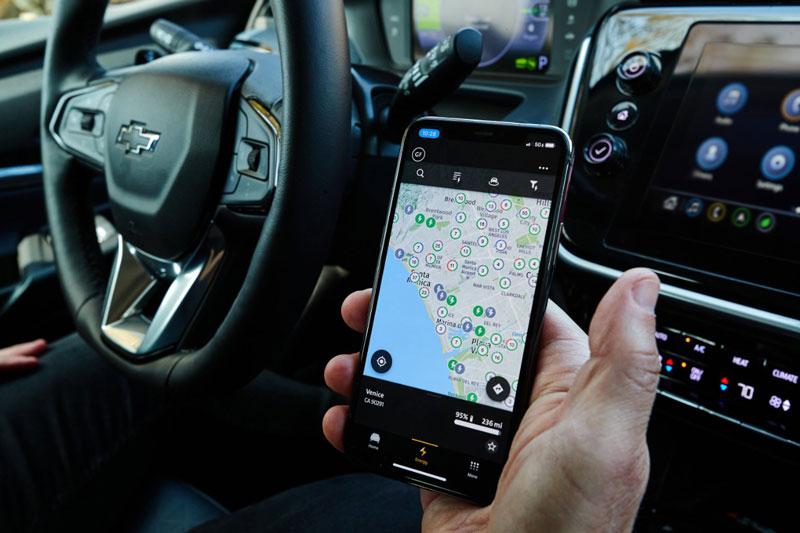 GM Ultium 360 app