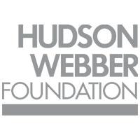Hudson-Webber Foundation logo