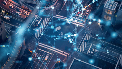 connected vehicles and infrastructure