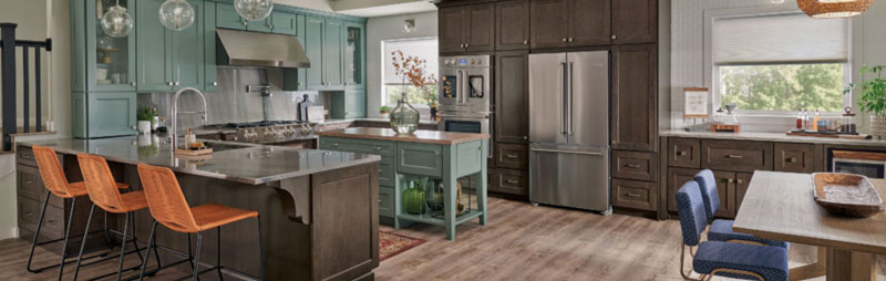 kitchen by The Cabinetworks Group