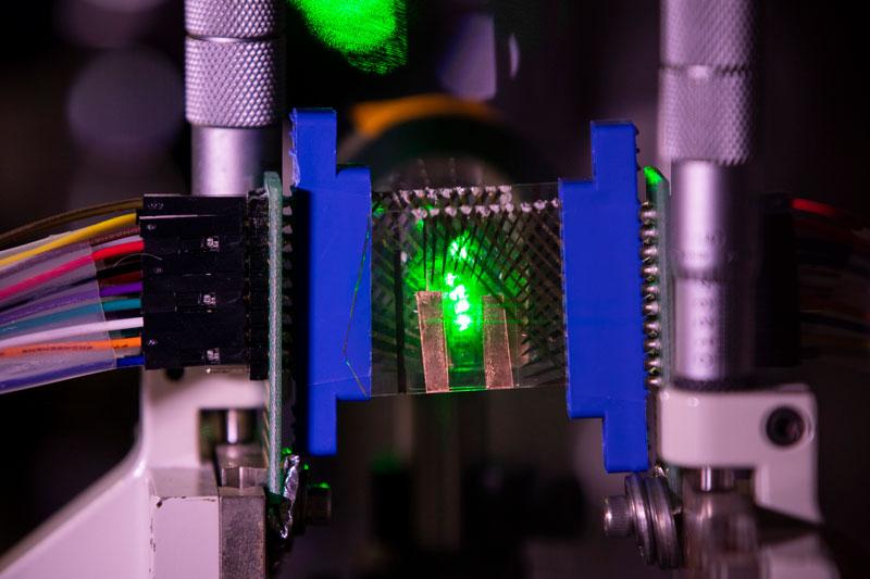 graphene sensors developed by U-M