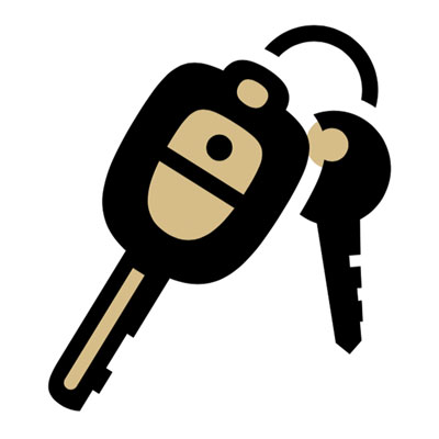 keys graphic