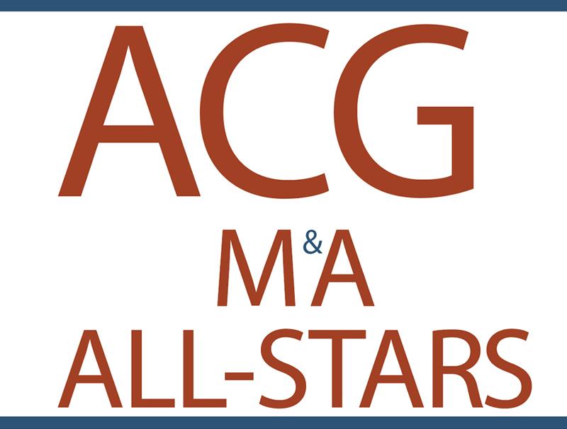 ACG M&A All-Stars illustration