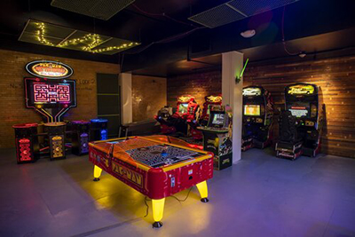 Durfree Game Room