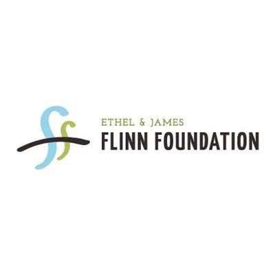 Ethel and James Flinn Foundation logo