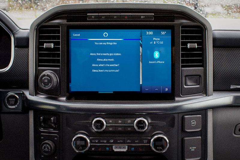Ford Alexa platform