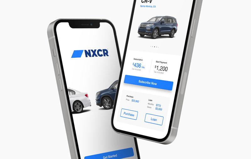 NXCR app