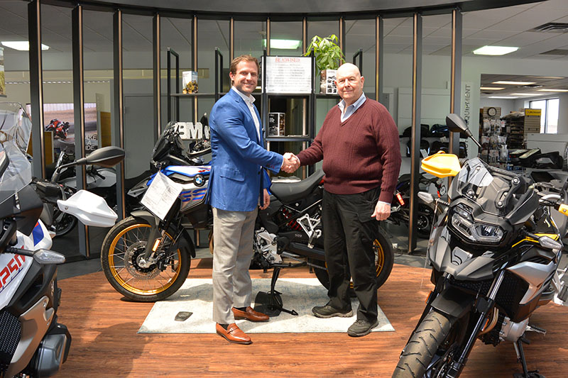 Charlie Knoll, founder and owner of Ducati Detroit, has acquired BMW Motorcycles of Southeast Michigan, located at Five Mile Road and Sheldon Road in Plymouth Township
