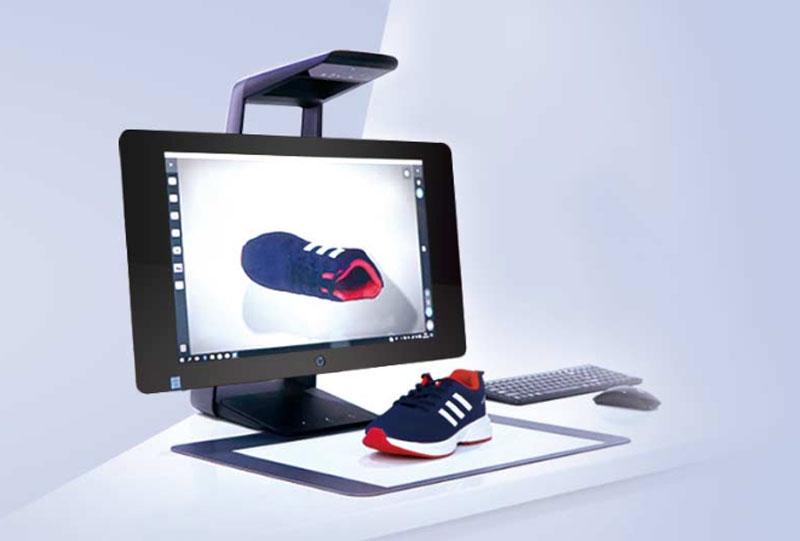 Orbbec 3-D scanning system