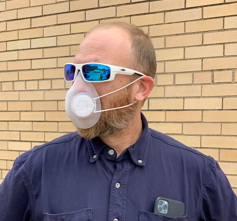 Breeze Bubble Mask