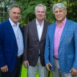 Bob Schott, Scott Ulnick, Terry Theodore