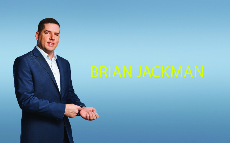 Brian Jackman