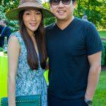 Christine and Bo Cheng