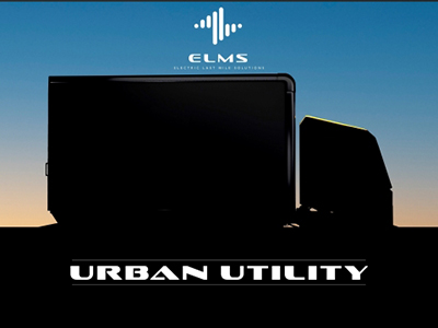 ELMS urban utility teaser image