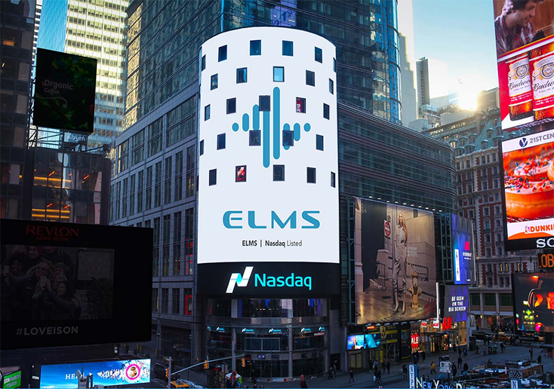 Troy-based Electric Last Mile Services has announced it will begin trading on the Nasdaq Stock Market. // Courtesy of ELMS