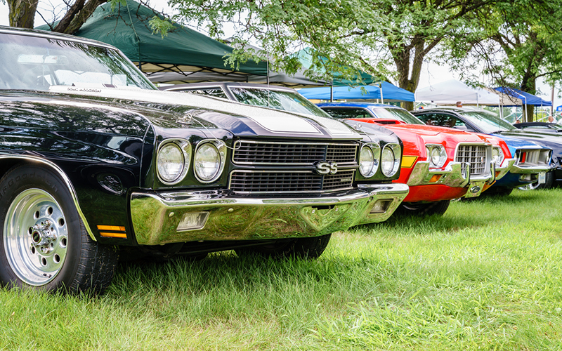 The Dream Cruise is returning Woodward this year on  Saturday Aug. 21 with Ford as its main sponsor for fourth year. //