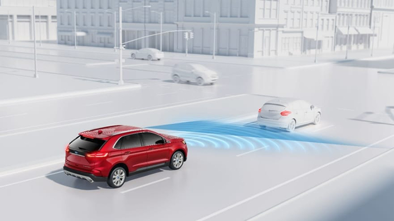 Ford and State Farm have announced a partnership designed to increase safety and lower insurance costs for overlapping customers. // Courtesy of Ford