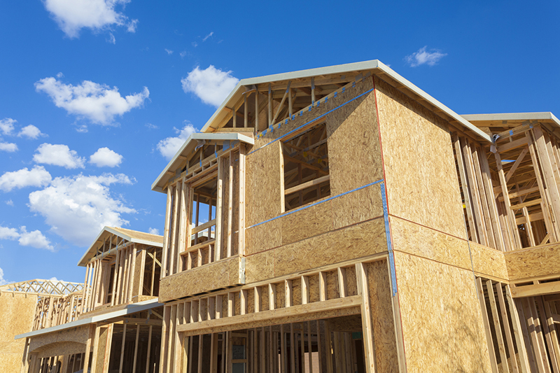 The HBA of Southeastern Michigan released its Southeastern Michigan Residential Building Activity Report showing slower growth than expected. // Stock Photo