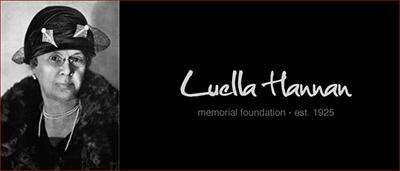 Courtesy of the Luella Hannan Memorial Foundation