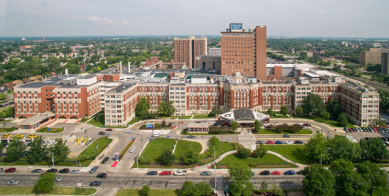 Henry Ford Health system announced yesterday will be the first health care system in Michigan to require its workforce to be vaccinated for COVID-19. // Courtesy of Henry Ford Health Systems