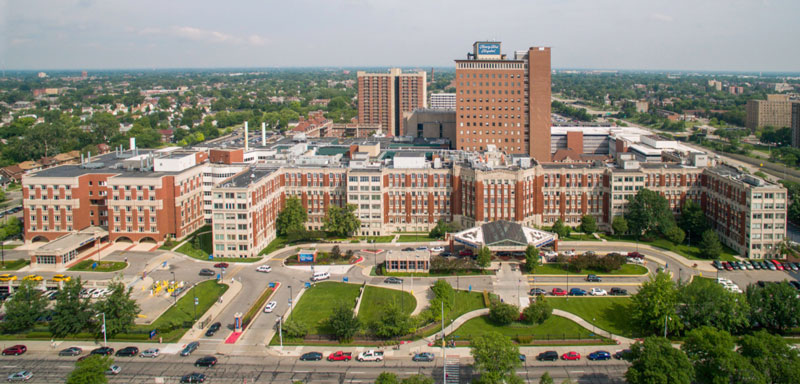 Henry Ford health system overhead