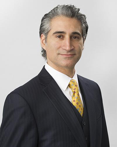 Kaveh Kashef headshot