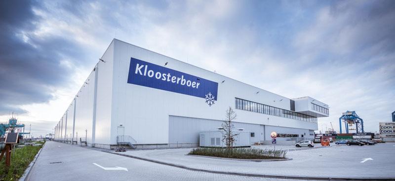 Kloosterboer warehouse