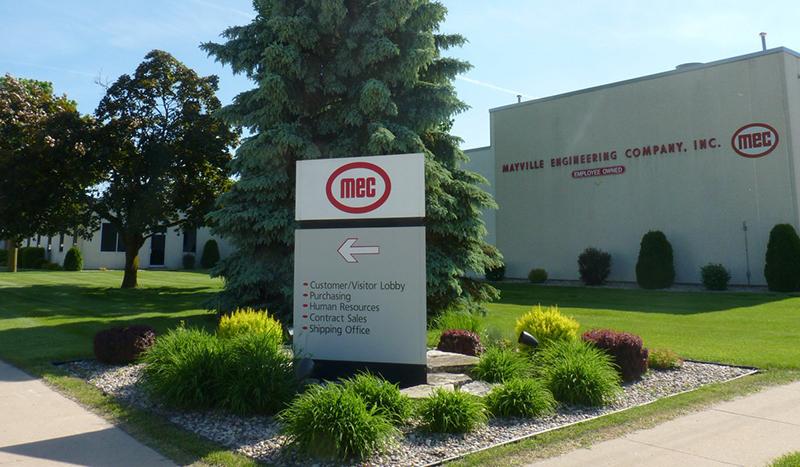Mayville engineering facility