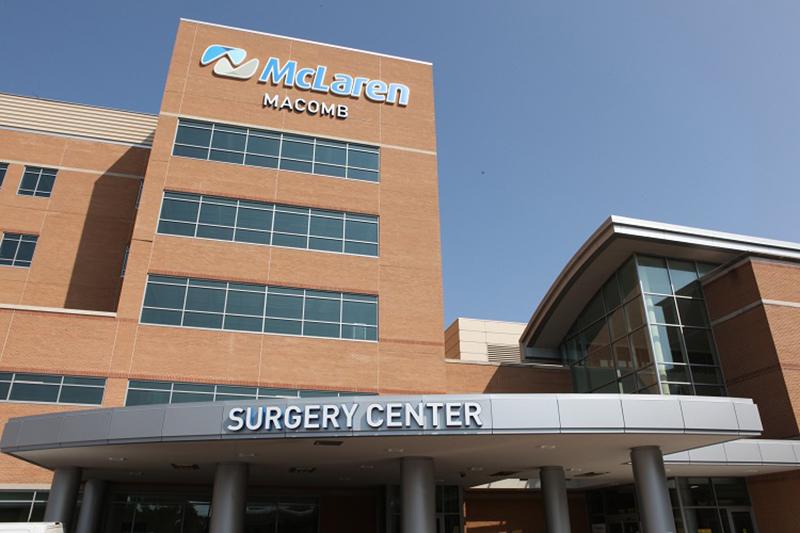 McLaren Macomb Surgery Center