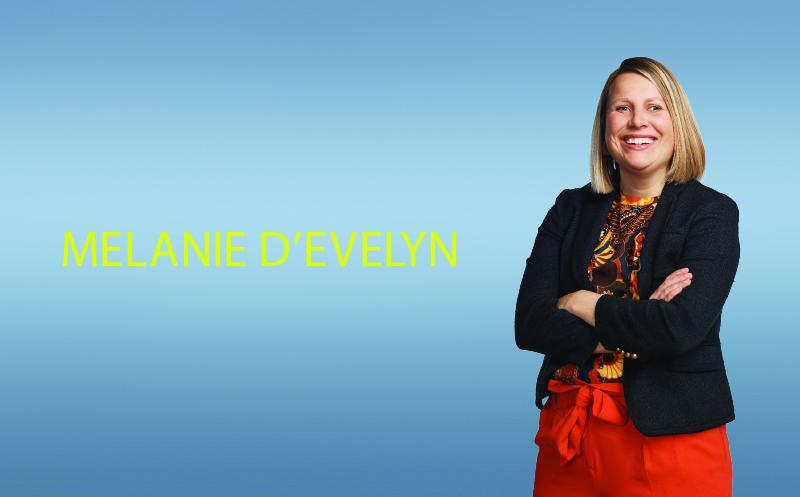 Melanie D'Evelyn