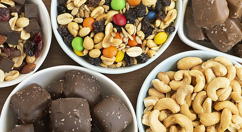Second Nature Snack — makers of Kar's Nuts and Sanders Chocolate — announced the opening of a new Innovation Center at its Clinton Township Sanders factory. // Courtesy of Second Nature Snacks