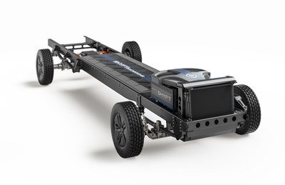 Shyfts new specialty EV chassis