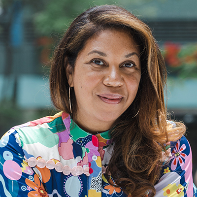 Angelique Power has been hired as the new president and CEO of the Skillman Foundation in Detroit. // Courtesy of the Skillman Foundation