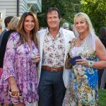 Sonna Johns, Frank and Kimberly Campanale